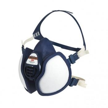 Demi masque protection respiratoire phytosanitaire réutilisable 4255 A2P3 3M