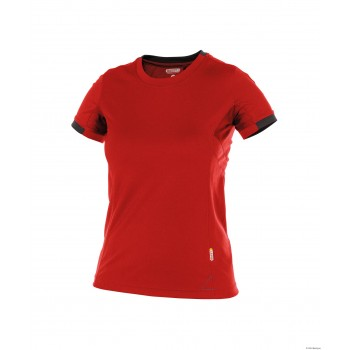 Tee Shirt femme Confort Nexus 140 gr anti UV 5 rouge