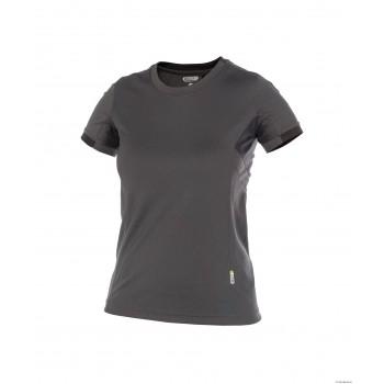 Tee Shirt femme Confort Nexus 140 gr anti UV 5 gris