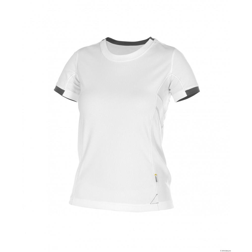 Tee Shirt femme Confort Nexus 140 gr anti UV 5 blanc