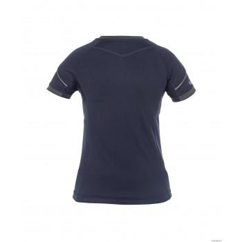 Tee Shirt femme Confort Nexus 140 gr anti UV 5 bleu nuit