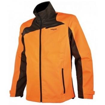 Veste Maquisard TREELAND haut de gamme orange imperméable