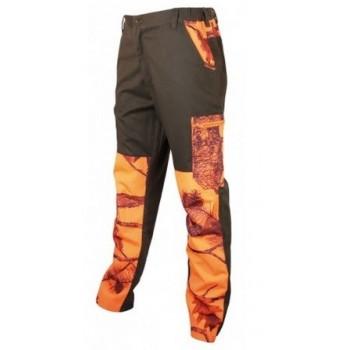 Pantalon chasse T582 TREELAND camouflage orange