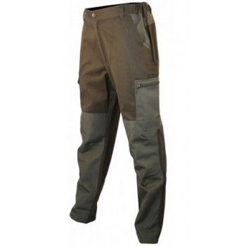 Pantalon femme traque TREELAND T580K vert renforcé