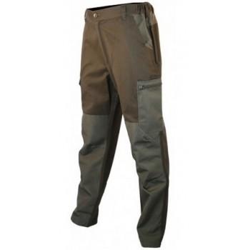 Pantalon traque homme TREELAND T580 vert renforcé