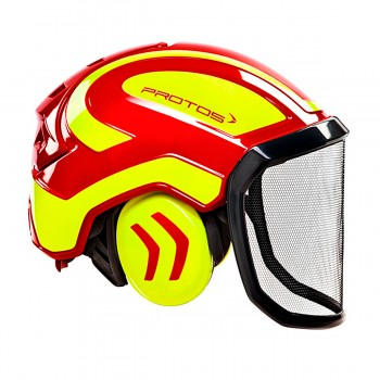 Casque forestier complet Protos Forest PFANNER