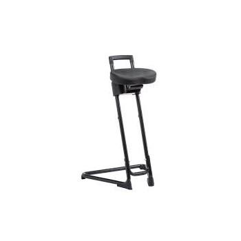 Assis Debout siège ergonomique en tube acier Kango Sécurama