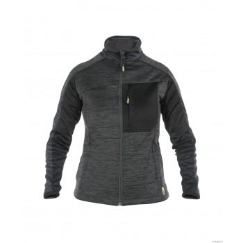 Veste polaire femme CONVEX WOMEN haut de gamme DASSY gris