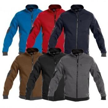 Sweat Shirt Confort VELOX 305 gr 6 coloris DASSY Sécurama