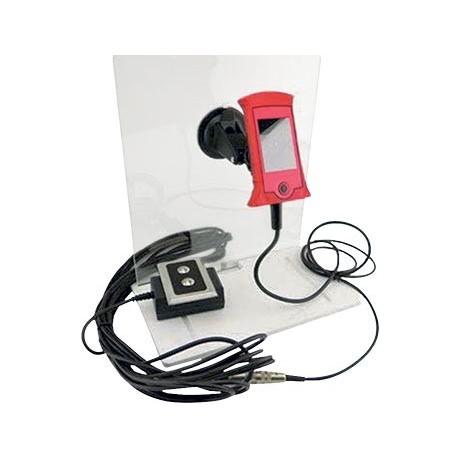 Sonde agricole électronique, pour canal presse, température et humidité