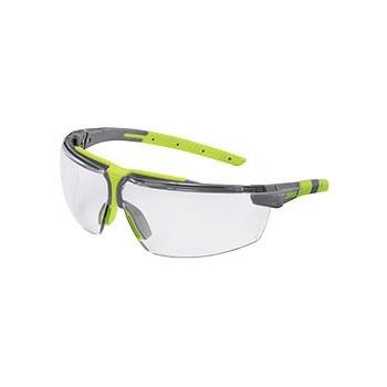 lunettes de sécurité avec verres correcteurs intégrés uvex I3