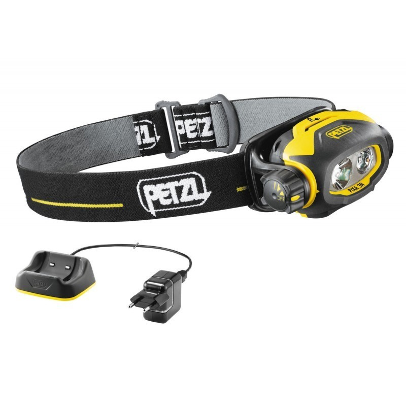 lampe frontale petzl rechargeable pixa 3r. Black Bedroom Furniture Sets. Home Design Ideas