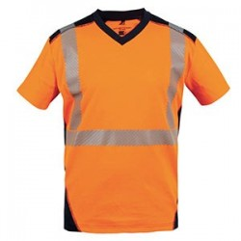 Tee-shirt haute visibilité,...