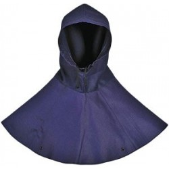 Vêtements de travail : CAGOULE CAPELINE ATEX MULTIRISQUES