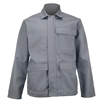 Vêtements de travail : BLOUSON ATEX GRIS