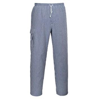 Pantalon de travail : PIED DE POULE