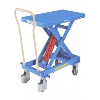 Materiel ergonomique : TABLE ELEVATRICE A NIVEAU CONSTANT 400KG