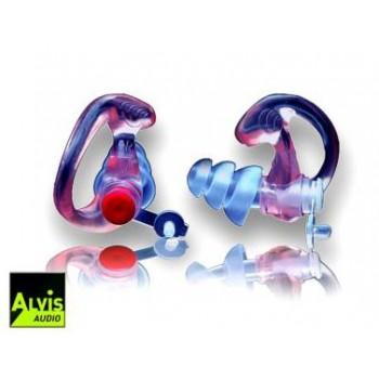 Antibruit : BOUCHONS D'OREILLE ALVIS MK4