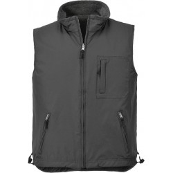Gilet Multipoches Réversible