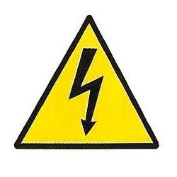 Materiel professionnel : DANGER ELECTRIQUE RIGIDE
