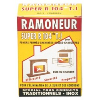 Materiel professionnel : RAMONEUR R104
