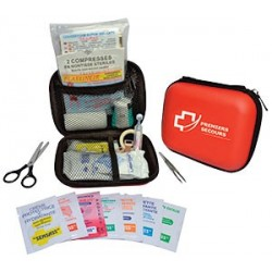 equipement medical trousse de secours semi-rigide