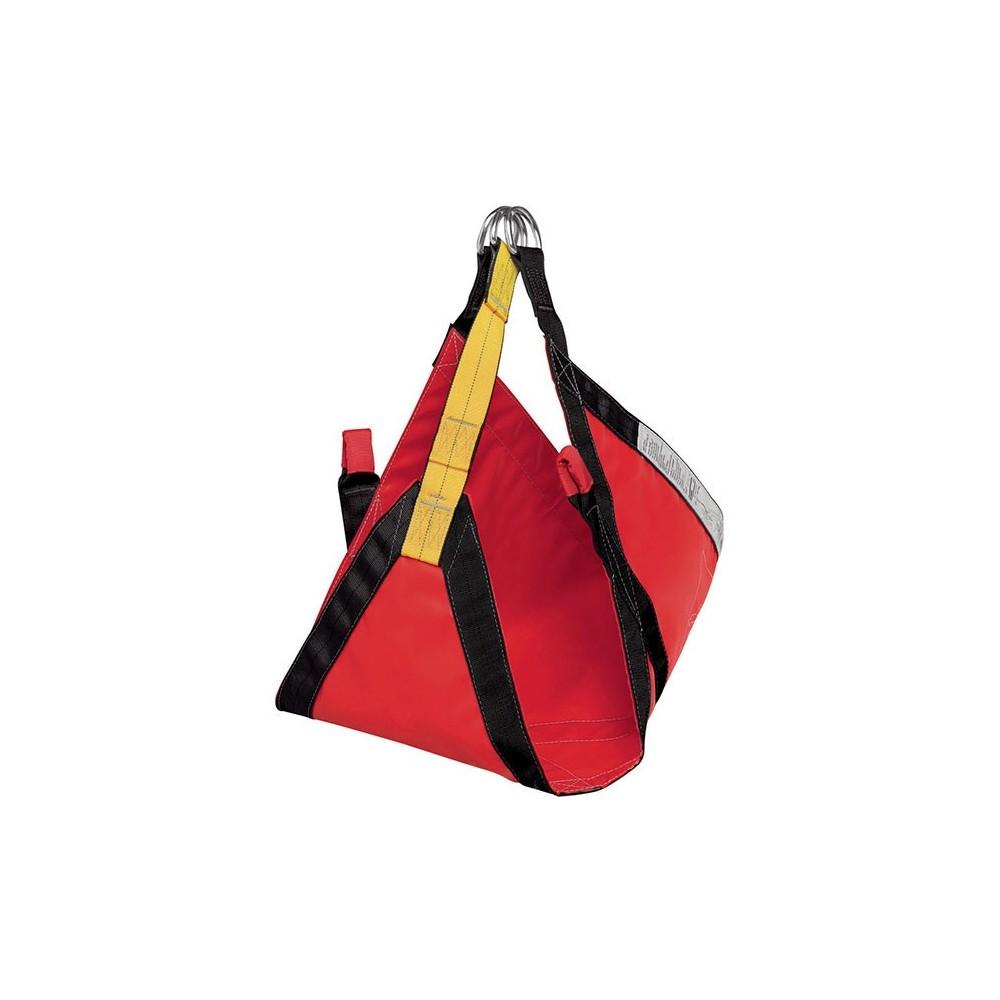 triangle d'évacuation Petzl Bermude sans bretelles