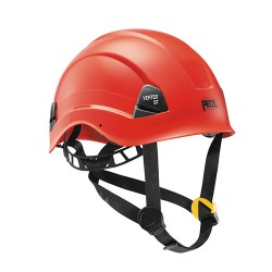 Casque de protection VERTEX PETZL l SECURAMA rouge