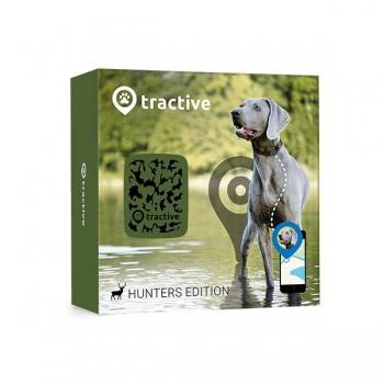 traceur tracker GPS de chien de chasse Tractive