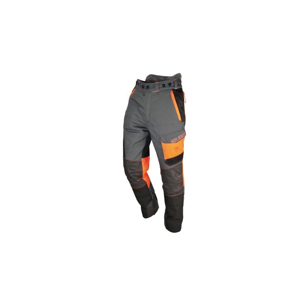 456900c77dd78 Pantalon forestier   CLASSE 1 SOLIDUR COMFY