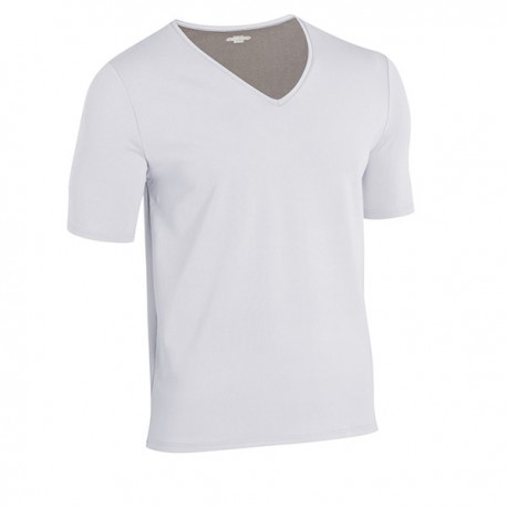 teeshirt damart thermoregulateur evo manches courtes