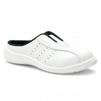 chaussures de sécurité SOFIA S1P femme blanche