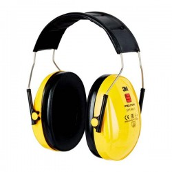 Antibruit : CASQUE OPTIME I 3M PELTOR 27dB