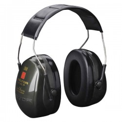 Antibruit : CASQUE OPTIM II 3M PELTOR 31dB