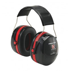 Antibruit : CASQUE OPTIME III PELTOR 3M 35dB