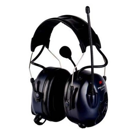 Antibruit : CASQUE COMMUNICANT LITECOM 3M PELTOR 32dB