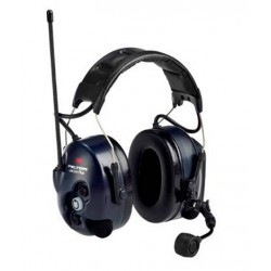 casque antibruit actif électronique Peltor Litecom 3M 32db modulation