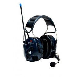 Antibruit : CASQUE COMMUNICANT LITECOM WS 3M PELTOR 32dB BLUETOOTH