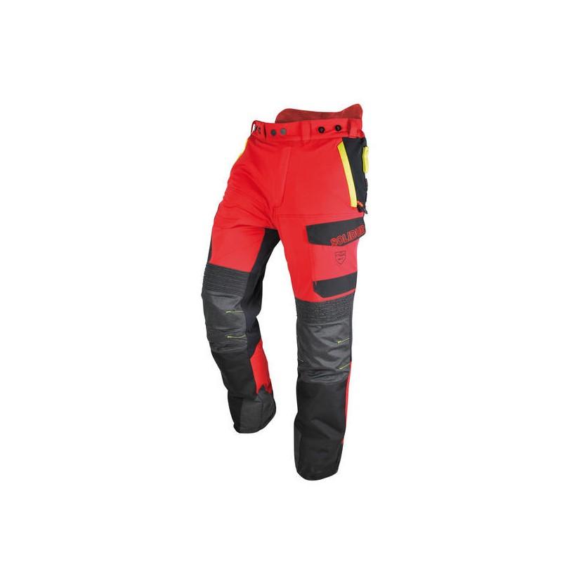 979bc2fb8f5d4 Pantalon forestier solidur Infinity classe 1