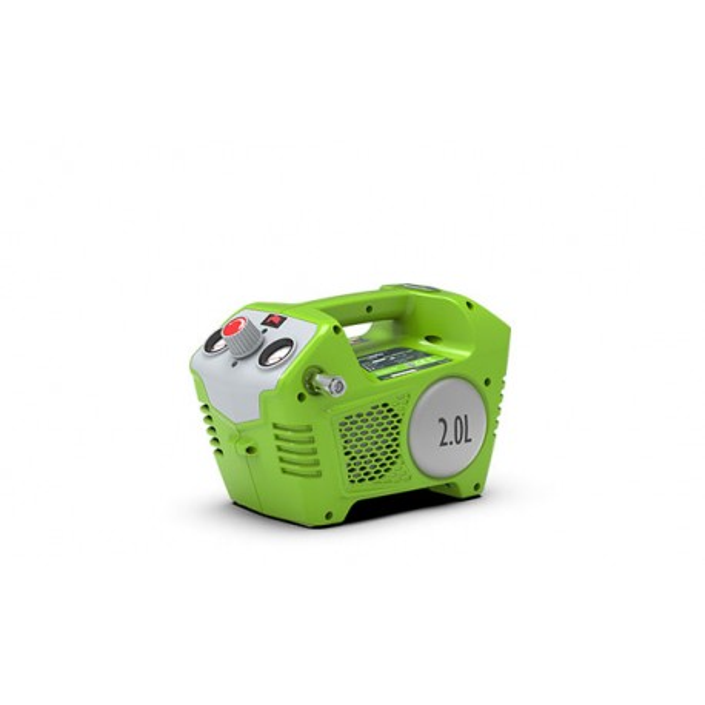 compresseur d'air sans fil GREENWORKS 40V