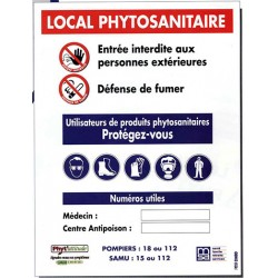 CONSIGNE PHYTOSANITAIRE n°1
