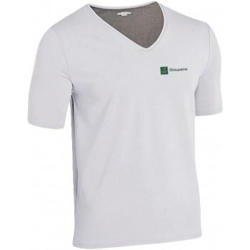 Tee-shirt de travail : THERMO EVO MANCHES COURTES GROUPAMA