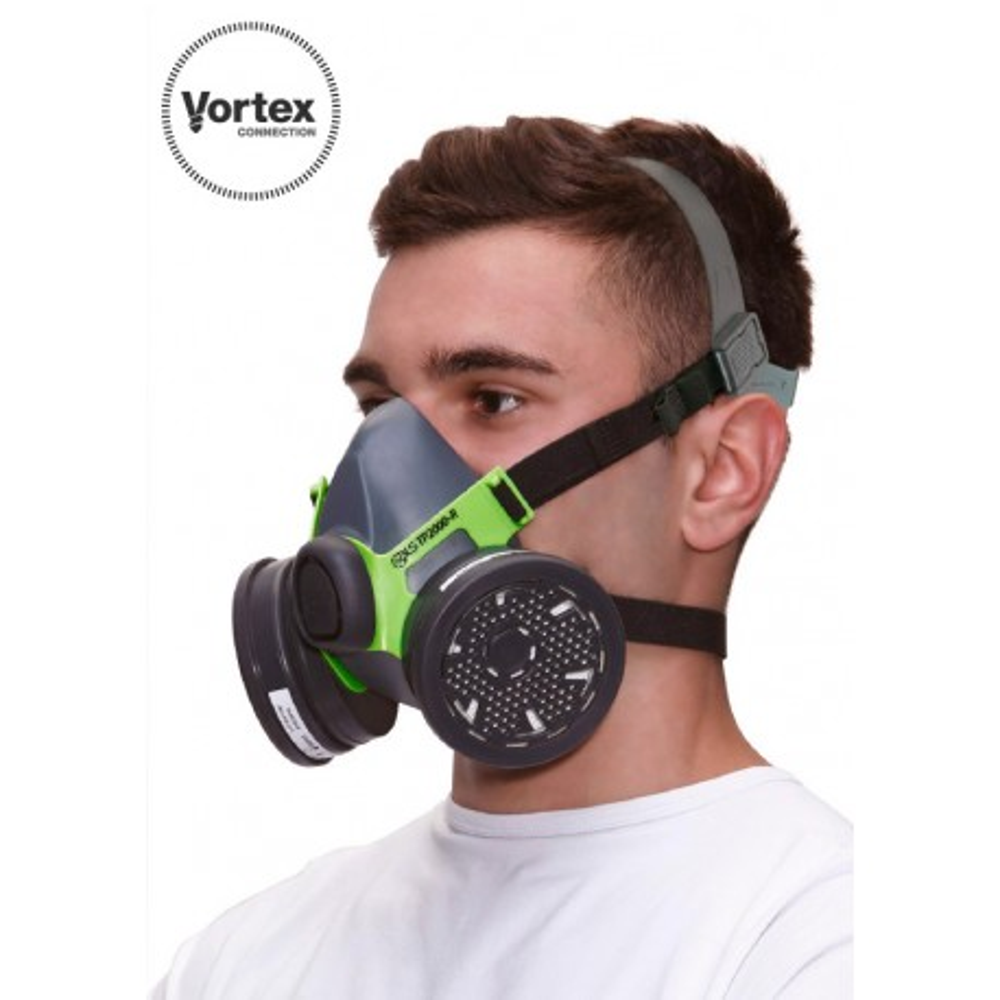 Demi masque BLS 4000 - cartouche B Lock