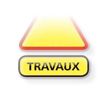 Panonceau Travaux
