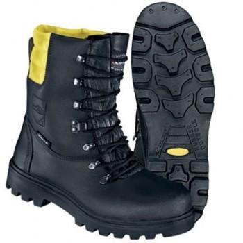 Chaussure anticoupure...