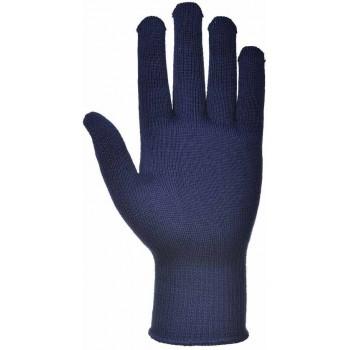 Sous gants froid en tricot...