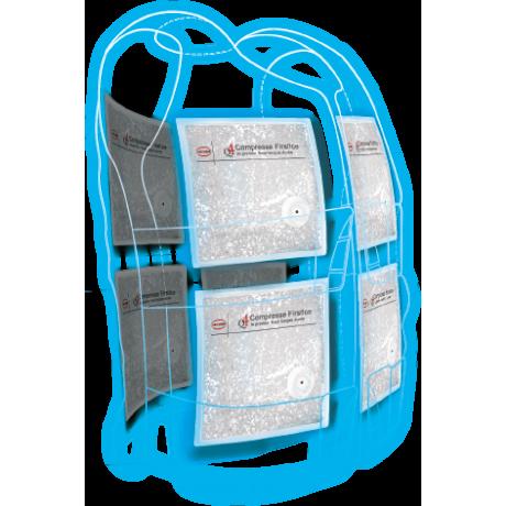 Accumulateurs FirstIce, pour CryoVest et Cryothérapie