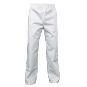 Pantalon blanc mixte