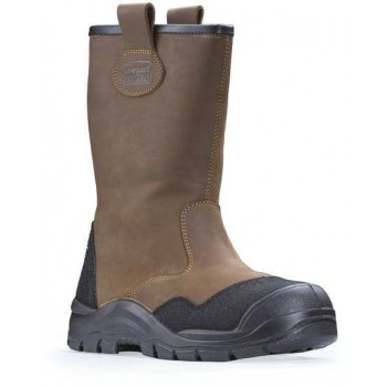 Bottes Grand Froid S3 cuir...