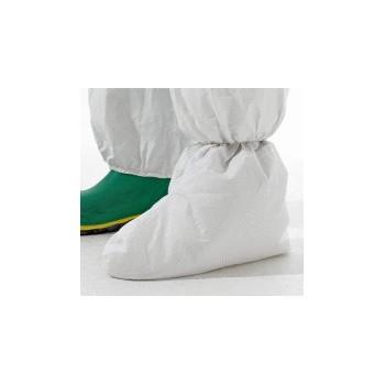 Pieds intégrés avec rabat pour bottes élastiqué.